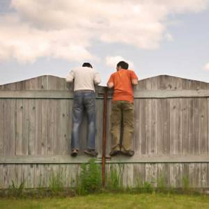 What fences have we erected?